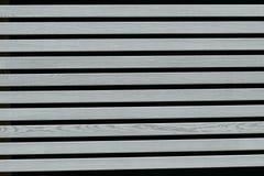Szare drewniane deski na czarnym tle zdjęcie stock