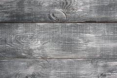 Szarego drewnianego rocznika retro tło w wieśniaka stylu Zdjęcia Stock
