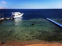 Szarm elsheik czerwony morze Egipt Zdjęcia Stock