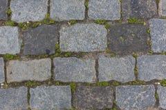 Szarość abstrakta wzoru tekstury kamienny tło Zdjęcia Stock