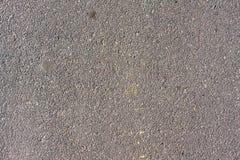 Szarość asfalt Fotografia Stock