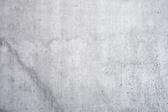 Szarość beton lub cement ściana zdjęcia royalty free