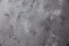 Szarość betonu tła pusta tekstura Fotografia Royalty Free