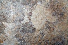 Szarość i beżu łupku kamień textured tło zdjęcie stock