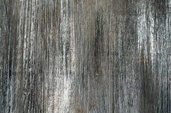 Szarość Malujący Drewniany tekstury tło obrazy royalty free