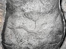 Szarość textured kamiennego tło Obrazy Royalty Free