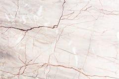 Szarości światła marmuru kamienia tekstura Obraz Royalty Free