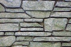 Szarości kamienna tekstura kamień i gruz Fotografia Royalty Free
