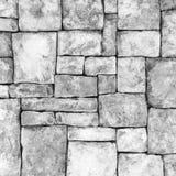 Szarości kamienny tło Zdjęcie Stock