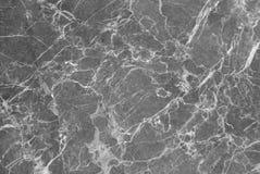 Szarości marmurowa tekstura z subtelnym siwieje żyły Obrazy Stock