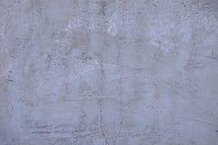 Szarości tekstury betonowy tło szkoda Krakingowy kamiennej ściany tło zdjęcia royalty free