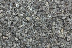 Szarości asfaltowa tekstura Obrazy Royalty Free