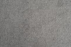szarości dywanowa tekstura Obraz Royalty Free