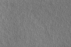 Szarości papierowa tekstura na makro- Obrazy Stock
