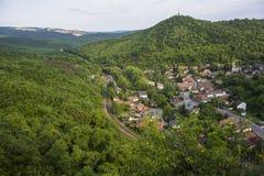 SzarvaskÅ ` - Węgry Zdjęcia Stock