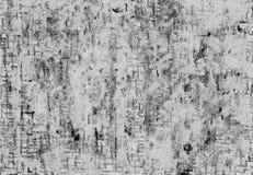 Szary abstrakcjonistyczny grunge t?o obraz royalty free