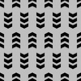 Szary bezszwowy deseniowy tło Zdjęcia Stock