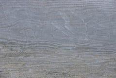 Szary drewniany deski tło w ścianie zdjęcie stock