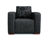 szary fotel Zdjęcie Royalty Free