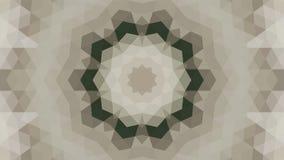 Szary geometryczny projekt, szary abstrakcjonistyczny tło Mozaika wektorowy kalejdoskop, wzór dla biznesowej reklamy, broszury, u royalty ilustracja