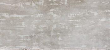 Szary grunge tynku ściany tła sztandar fotografia stock
