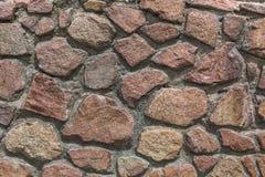 Szary kamiennej ściany abstrakta wzoru tekstury tło Obrazy Stock
