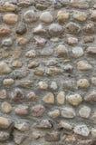 Szary kamiennej ściany abstrakta wzoru tekstury tło Zdjęcie Stock