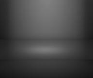Szary Prosty światło reflektorów sceny tło royalty ilustracja