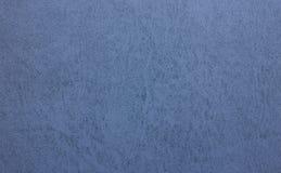 Szary rzemienny tekstury tło Fotografia Stock