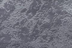 Szary tło od miękkiego tapicerowania tekstylnego materiału, zbliżenie Obraz Stock