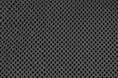 Szary włókno z czarnymi dziurami Obrazy Stock