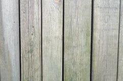 Szarych biurek drewniana ścienna tekstura Drewno deski Drewniany budynku backg Zdjęcia Royalty Free