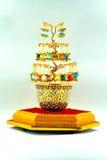 szczęścia biżuteryjny drzewo Obraz Stock