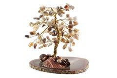 szczęścia drzewo Fotografia Royalty Free