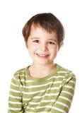 Szczęśliwa chłopiec Obraz Stock