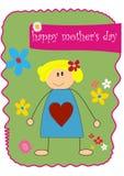 szczęśliwa dzień matka s Obraz Stock