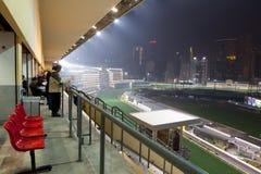 szczęśliwa Hong kong racecourse dolina Obrazy Royalty Free
