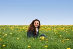 szczęśliwa iv łąki zdjęcie royalty free