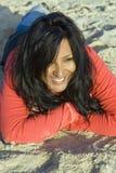 szczęśliwa kobieta Obrazy Stock