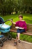 szczęśliwa matka Fotografia Stock