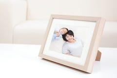 Szczęśliwa Rodzinna fotografia zdjęcia stock