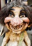 szczęśliwa troll Fotografia Stock