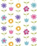 Szczęśliwa wiosny karta Zdjęcie Stock