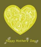 szczęśliwe dzień matki Zdjęcie Stock