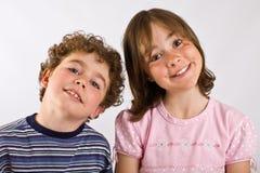 szczęśliwe dzieci Fotografia Stock