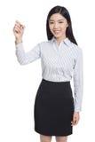 szczęśliwe młode kobiety przedsiębiorstw Zdjęcia Stock