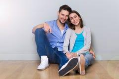 szczęśliwe młode pary Obrazy Stock