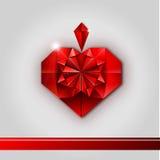 Szczęśliwe valentines pielenia i dnia karty ilustracja wektor