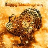 szczęśliwego Święta dziękczynienia Obrazy Stock