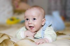 szczęśliwego dziecka zdjęcie stock